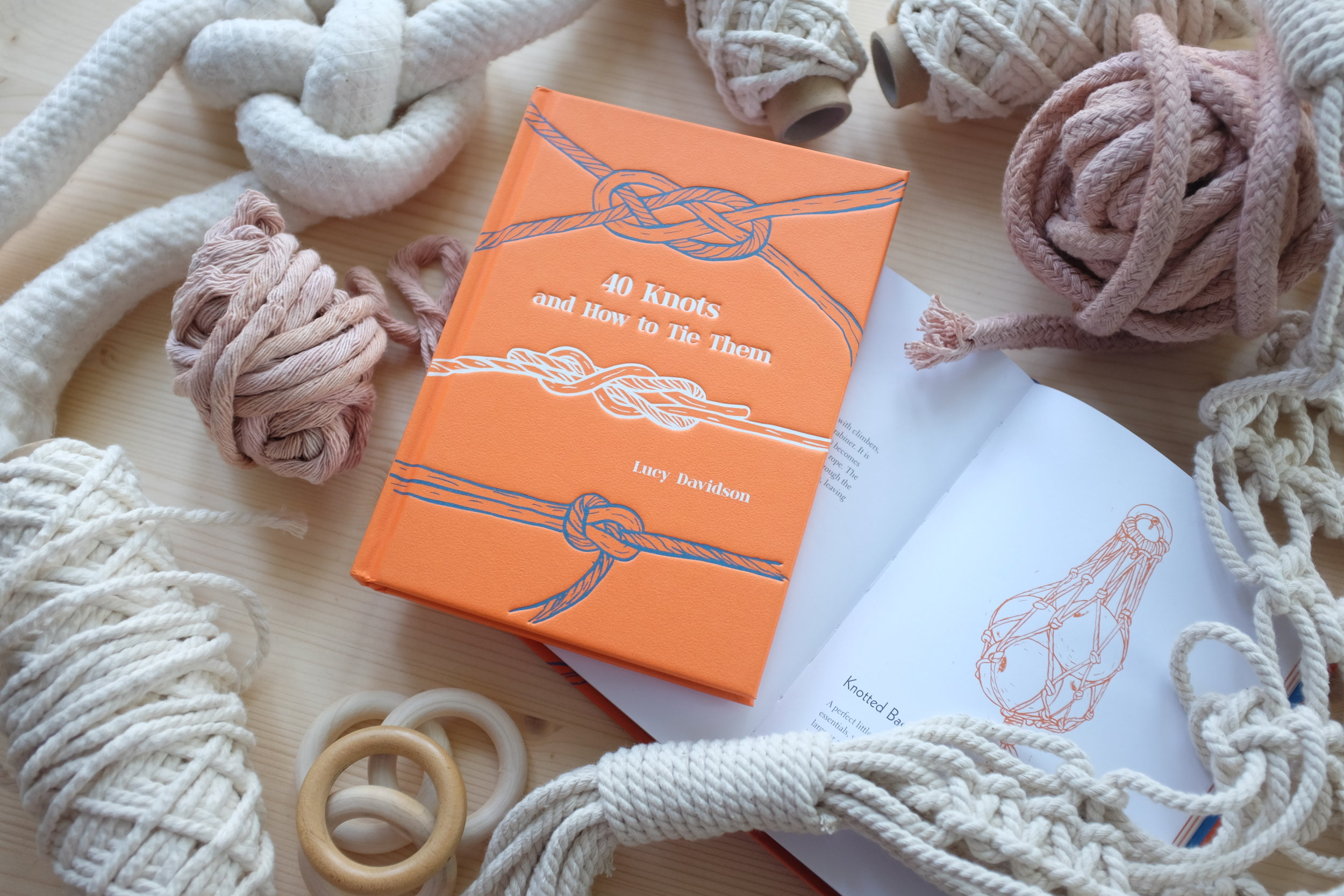 My book on knots was published. You can read more about it  here  and where to buy it. We also bought out first house!
