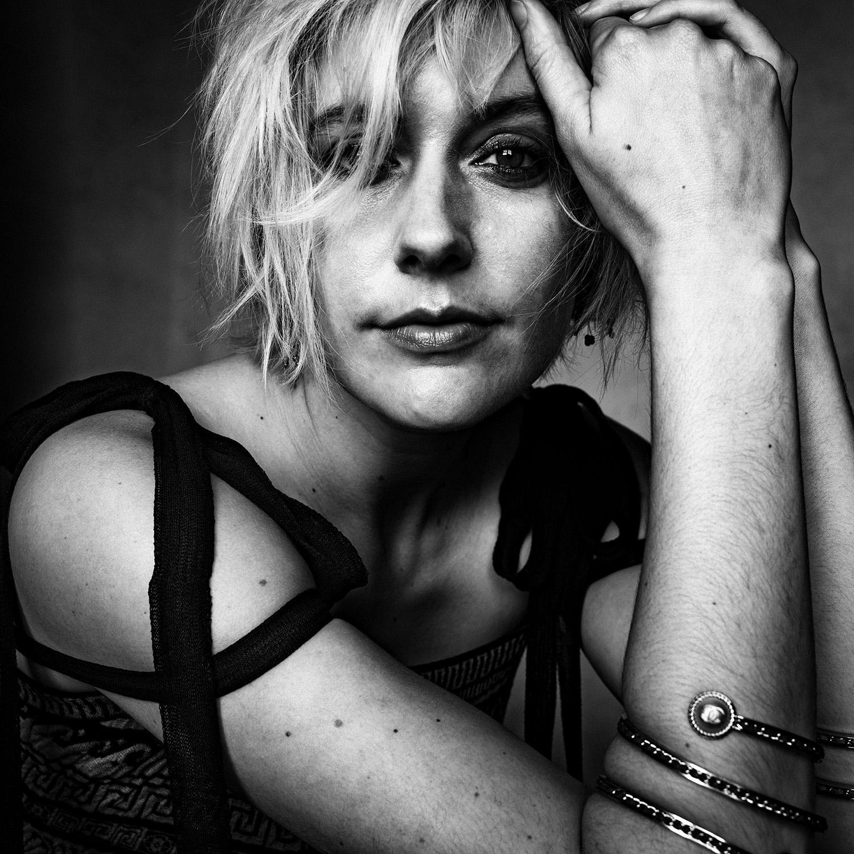 Interview Magazine - Greta Gerwig