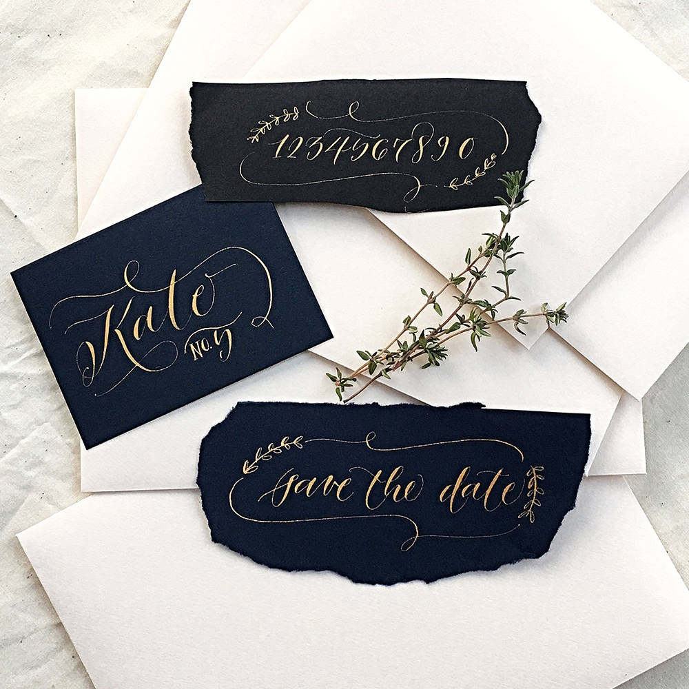 Judith Brown Calligraphy
