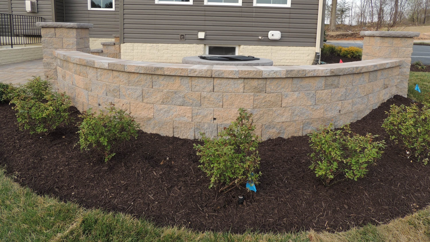 Retaining and Garden Walls -