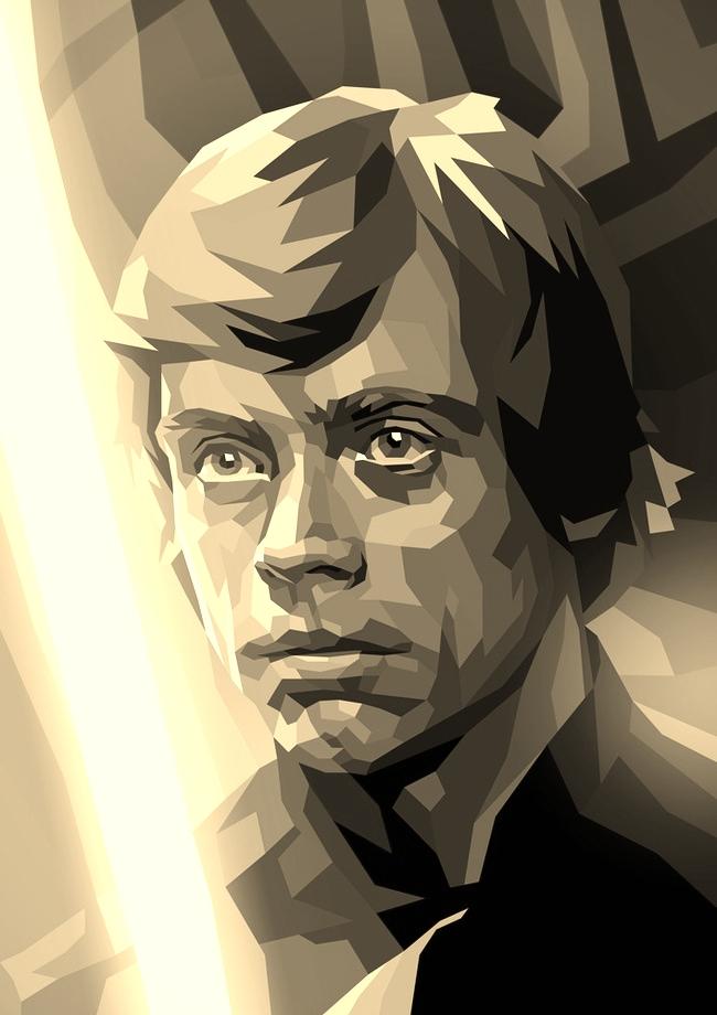 Luke Skywalker by Liam Brazier