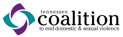 Tennessee Coalition - The mission of the Coalition is to end domestic and sexual violence in the lives of Tennesseans and to change societal attitudes and institutions that promote and condone violence, through public policy advocacy, education and activities that increase the capacity of programs and communities to address such violence.