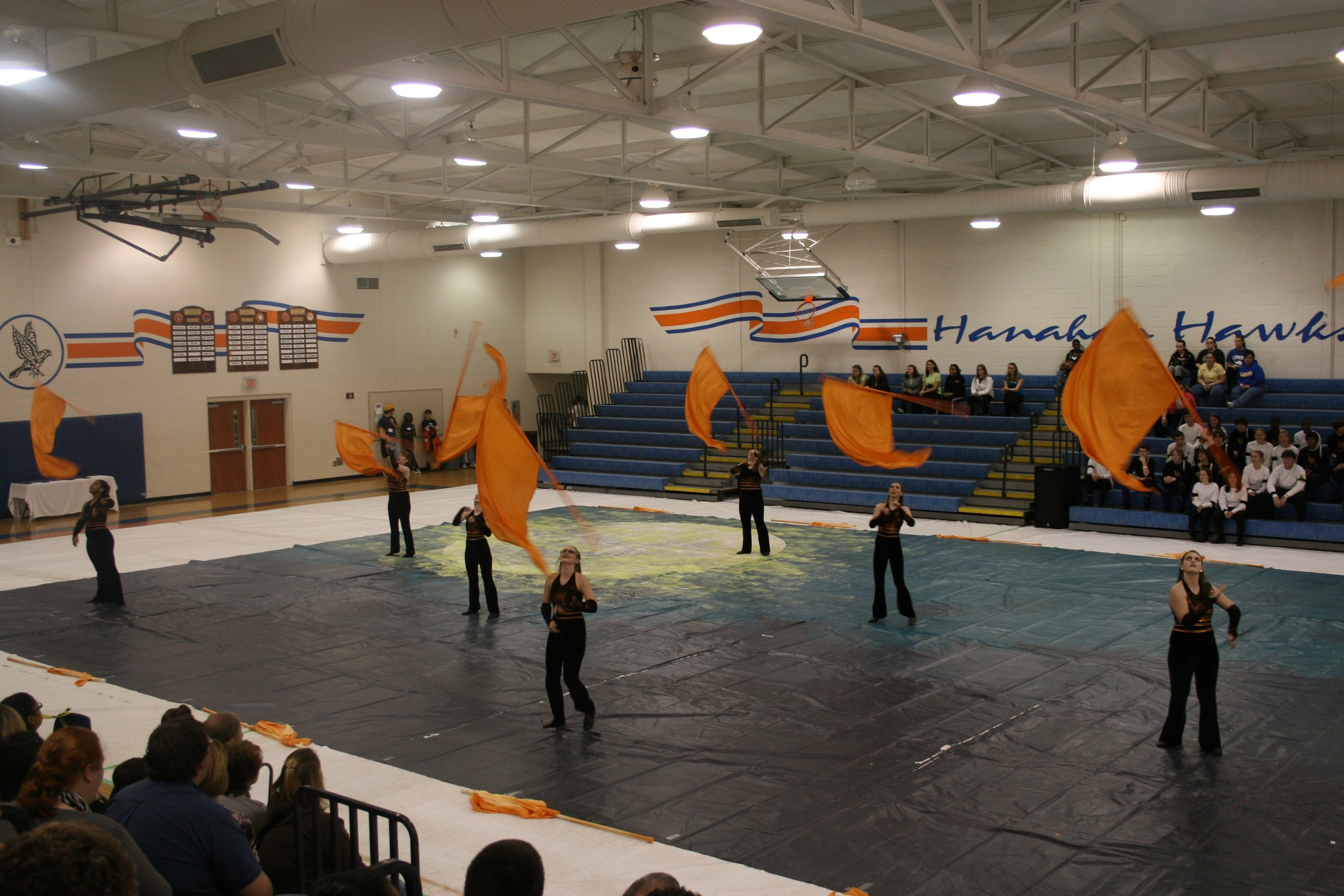 Color Guard Arhs Band
