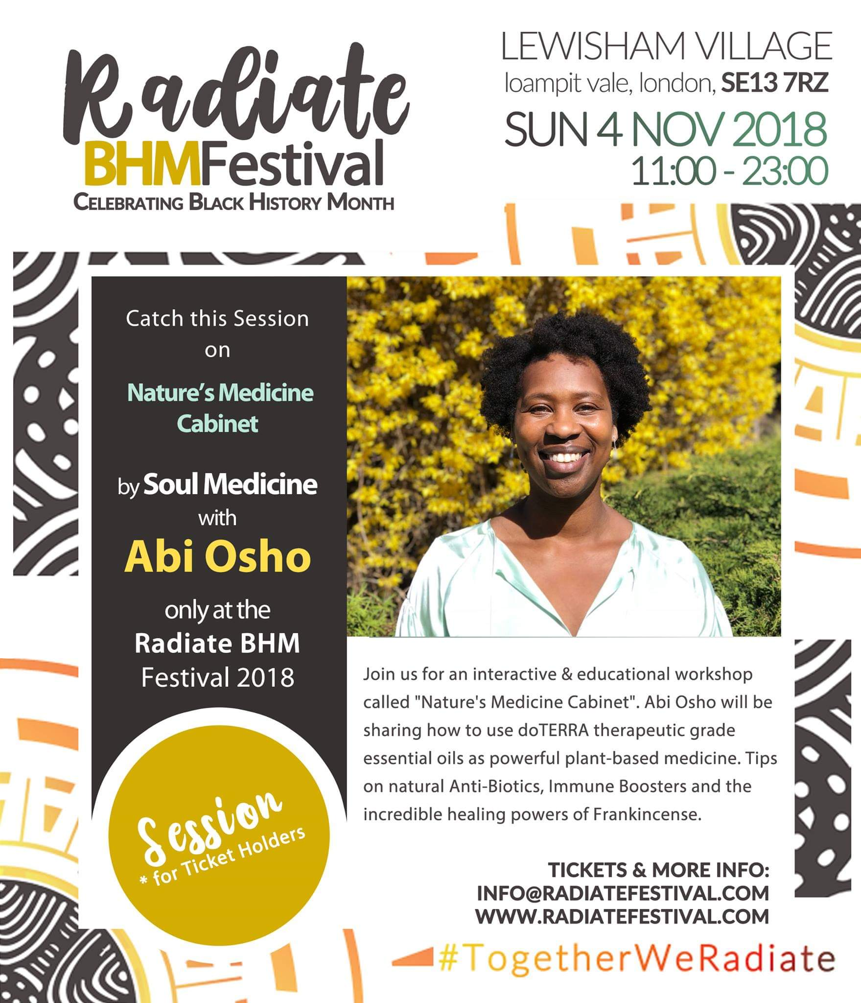 Radiate Nov 4th event.jpg