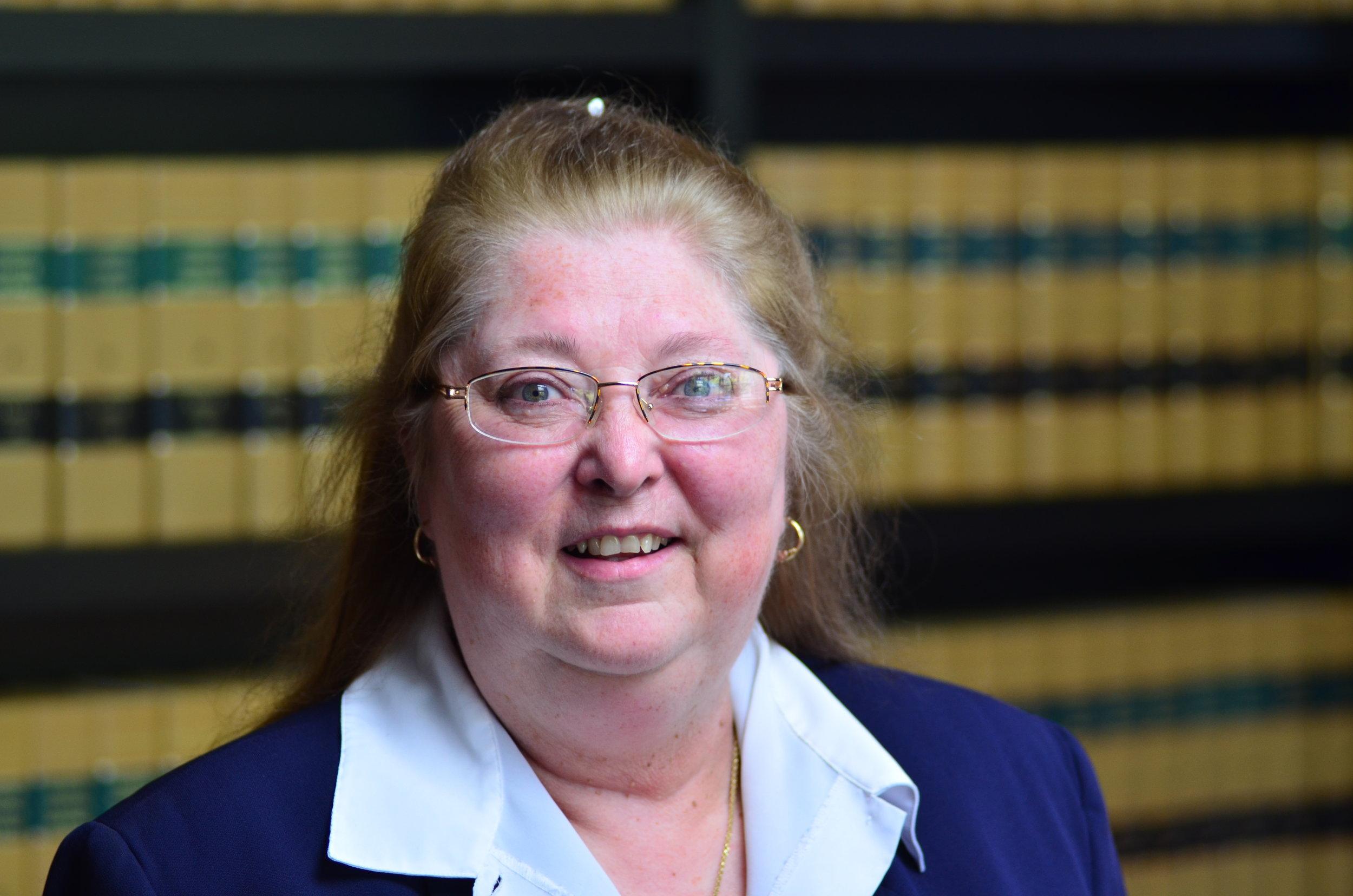 Connie Lukes JD    Attorney
