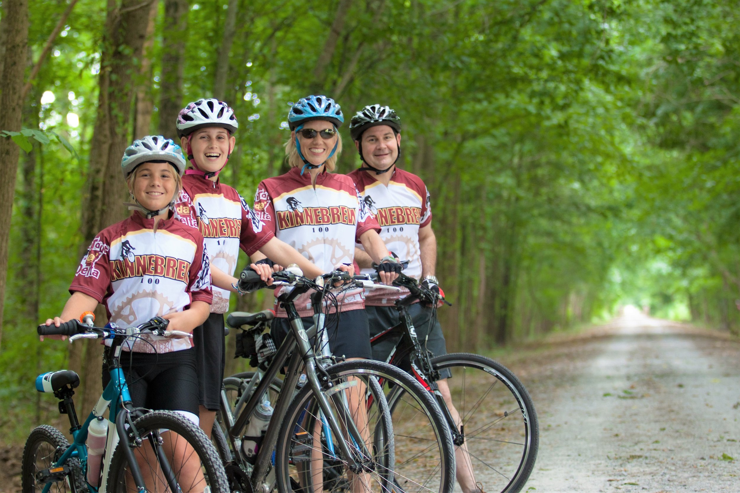 Phillips County offers numerous bike and walking trails to explore the Arkansas Delta's natural beauty.