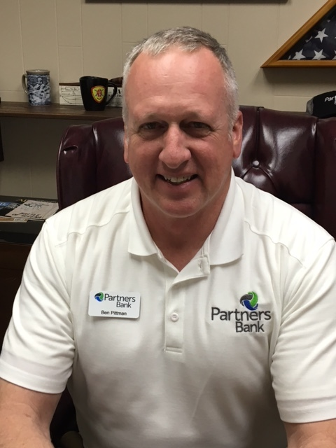 Ben Pittman - RISK MANAGER OFFICER AT PARTNERS BANK