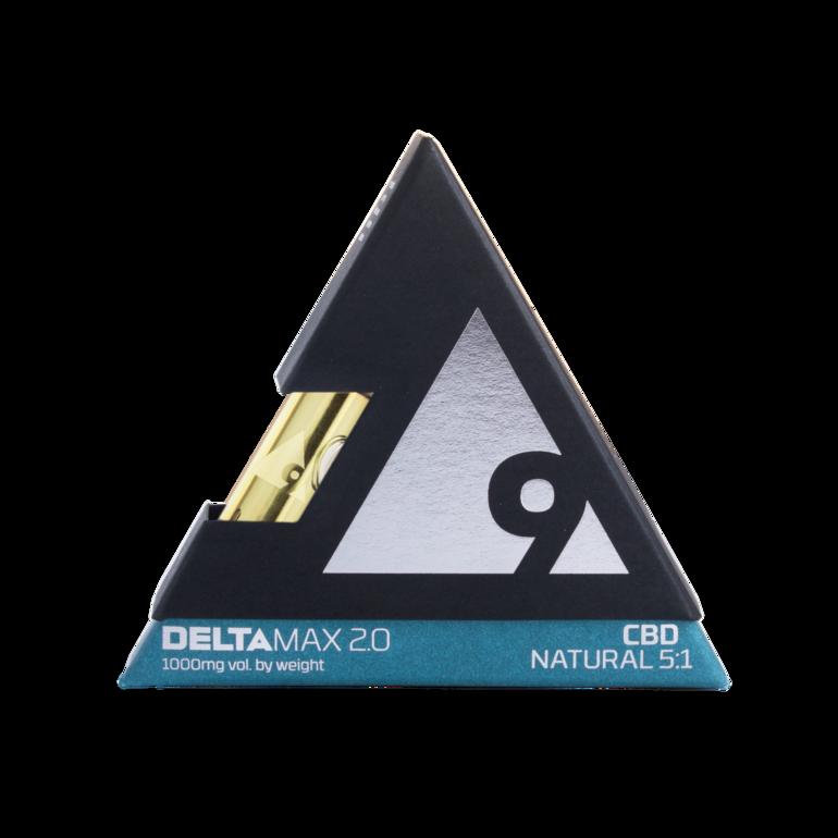 Delta 9 CBD 5:1
