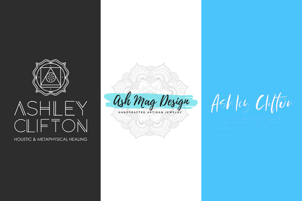 A few of Ashley's previous identities