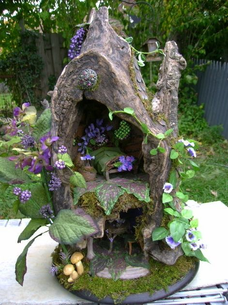 Fairy House Competition Lady Of The Lakes Renaissance Faire