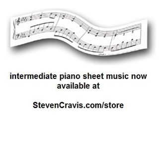 https://www.stevencravis.com/store #piano #sheetmusic #pianosheetmusic