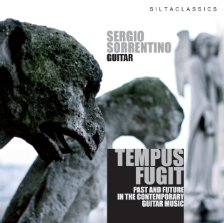 Sergio Sorrentino:  TEMPUS FUGIT  (2012) composer, musician, engineer