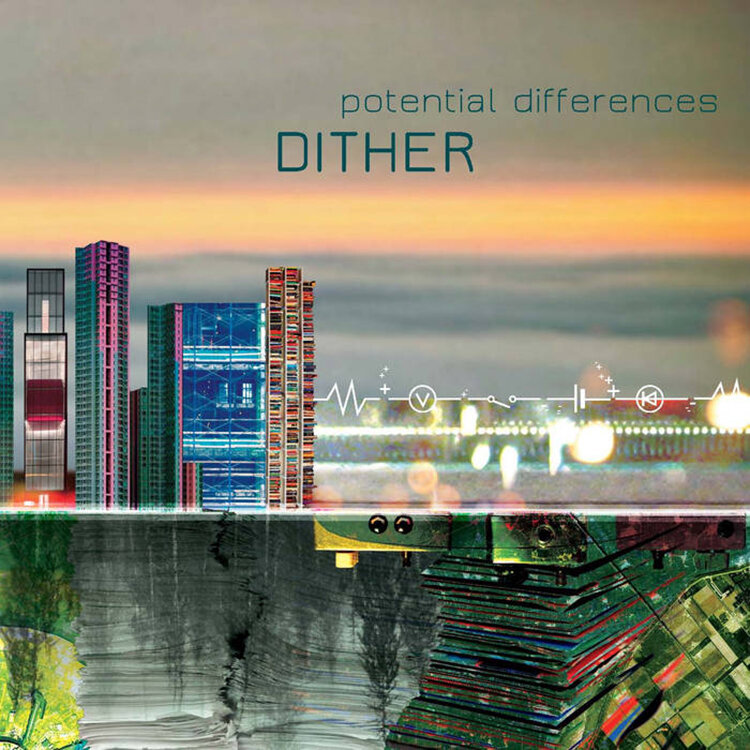 Dither: POTENTIAL DIFFERENCES (2019) mix engineer