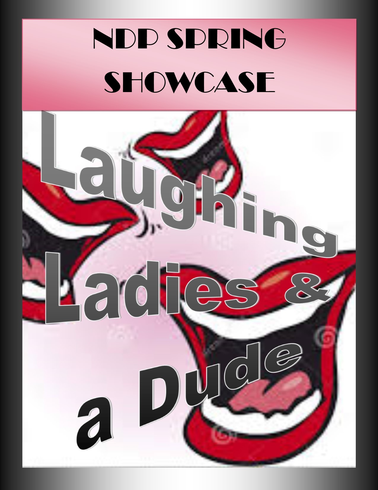 Laughing Ladies and a Dude Signage.jpg