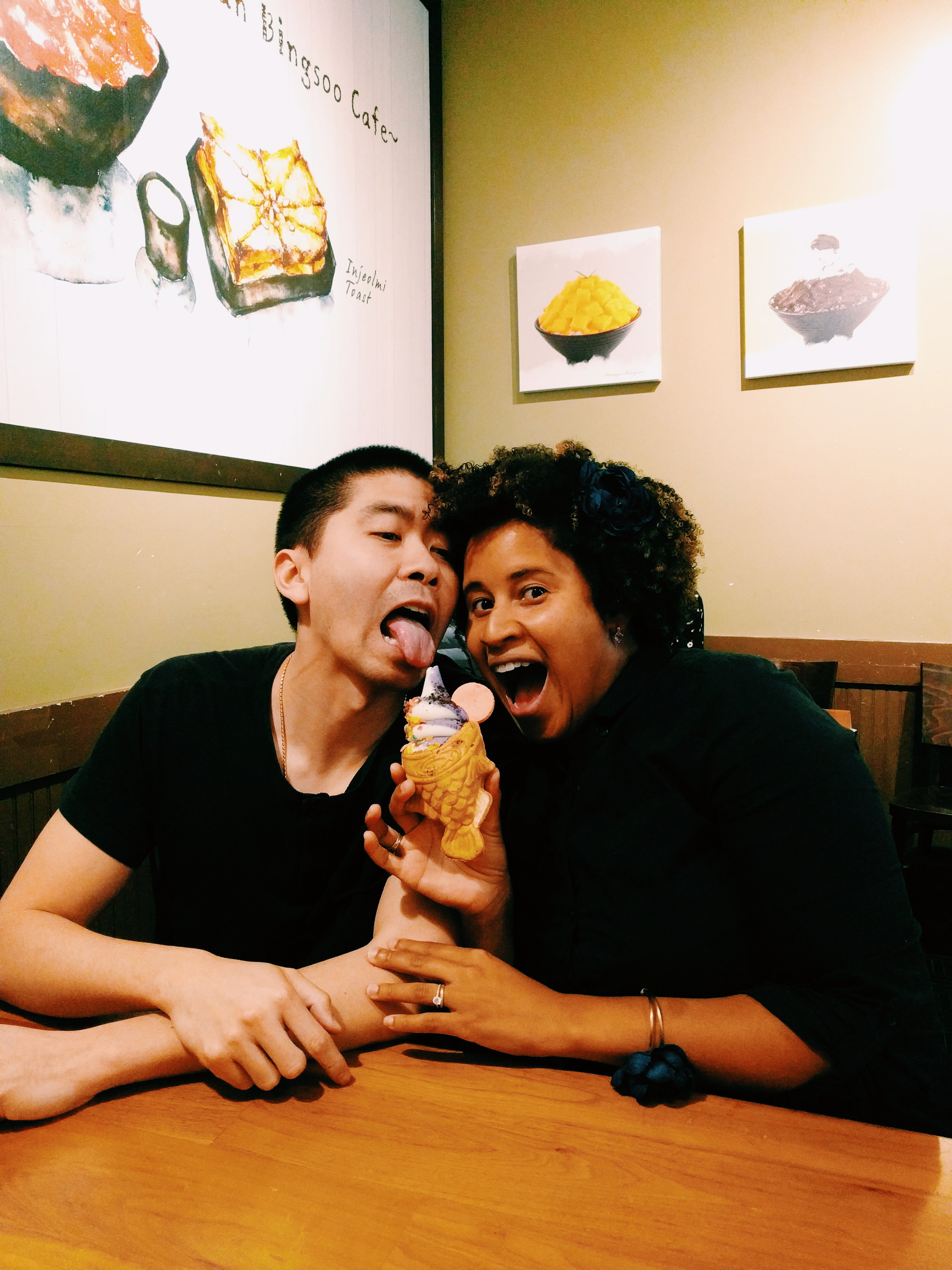 Welcome! - We're a fun loving couple hailing from the East Coast now based in Austin, TX! Our blog is a mix of everyday life, good eats, and fun travels!We're so happy you stopped by!Be sure to check us out on YouTube every Sunday and to stop by and say hi on social!-Mélissa & Kevin