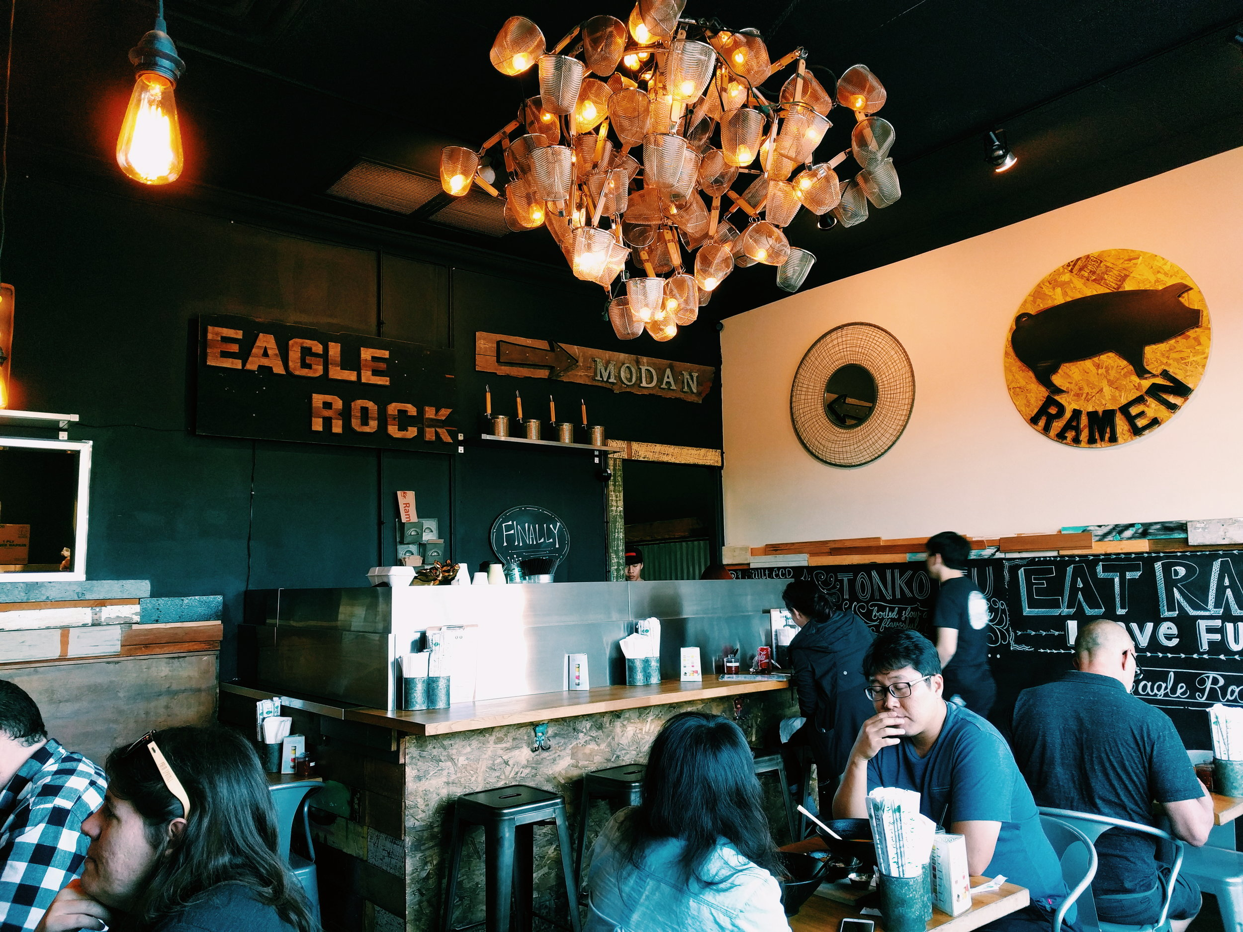 Modan Ramen Eagle Rock