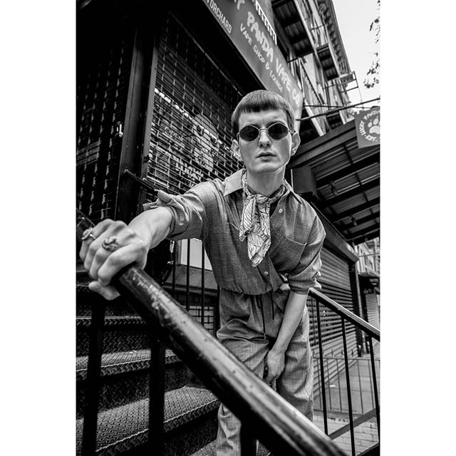 'Welcome to Orchard St.' New story out in @mmscene  Model: @arberlala  Wardrobe stylist @dylway  Hair by @tomoaki_sato 🕶 @artbullyklr . . . . . . . . . #fashionshoot #editorialshoot #fashioneditorial #newyorkcity #fashionmagazine #fashionnyc #malemodel #malefashion #springfashion #lifestyle #newyorkphotographer #nycphotographer #mmscenemagazine #mmscene #malefashionmazine #streetstyle #boysbygirls #gq #menportraits #testshoot #gqstyle #springstyle #lifestyleshoot #malefashionscene #moda #modamasculina #blackandwhite #portrait #portraiture #waynewardrobevintage