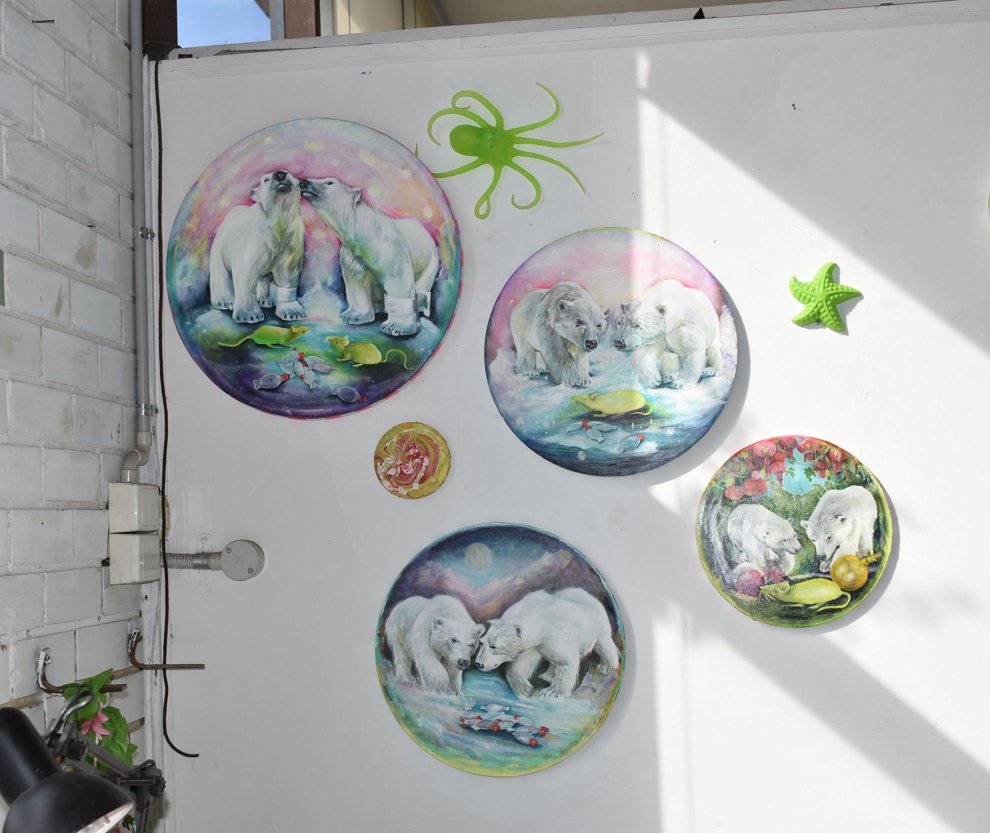 Studio shot Constellation 1