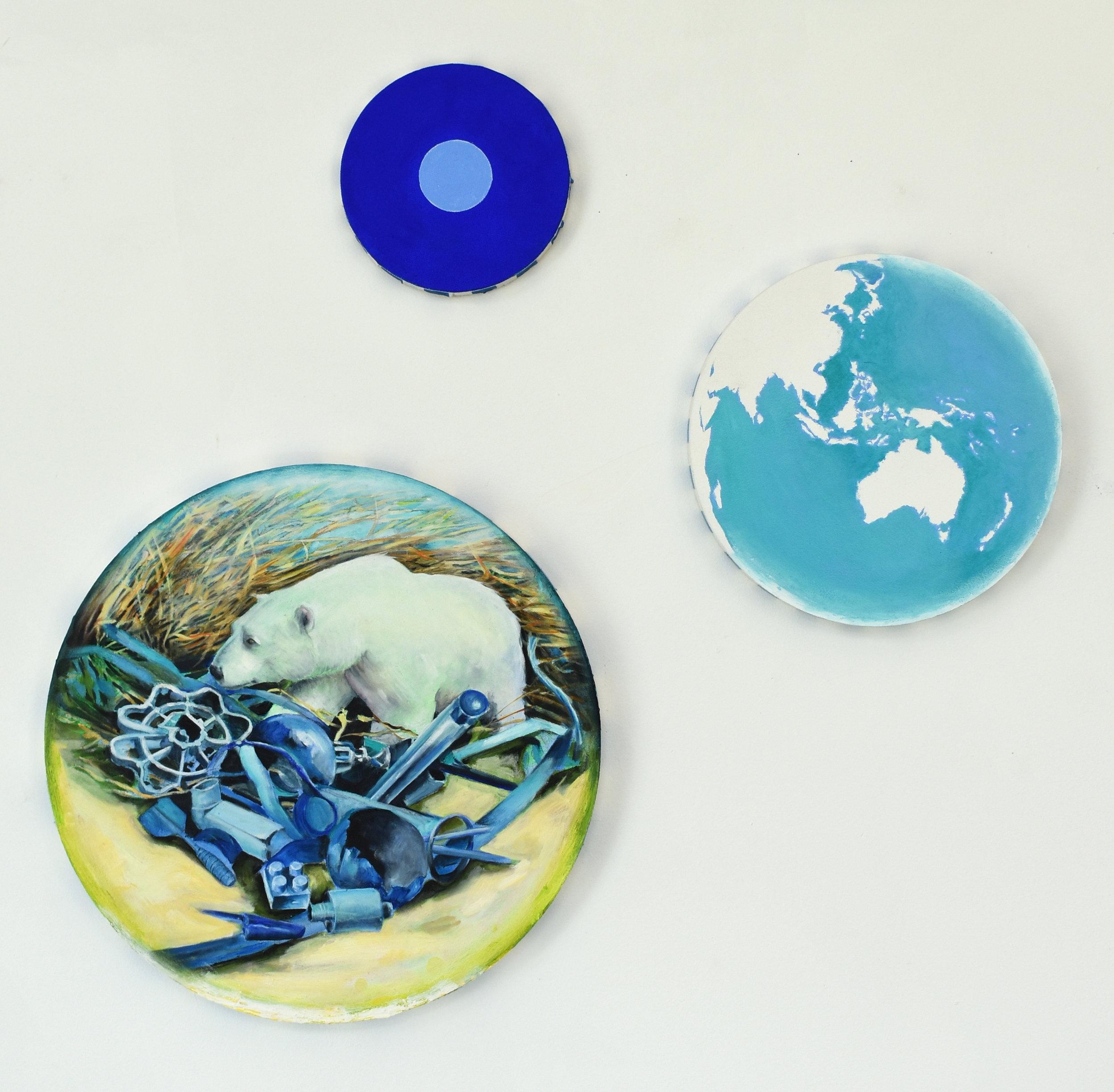 Blue Constellation 2
