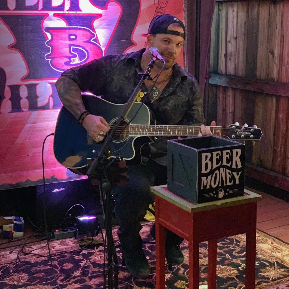 Billy Williams is a popular solo acoustic artist who plays a variety that includes rock, country, pop and more! Come on out and welcome Billy to our pub!