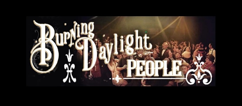 Do you like songs from all kinds of genres, but you'd like to hear them played by a kickass traditional bluegrass band? Burning Daylight People are back by popular demand and they have got you covered!