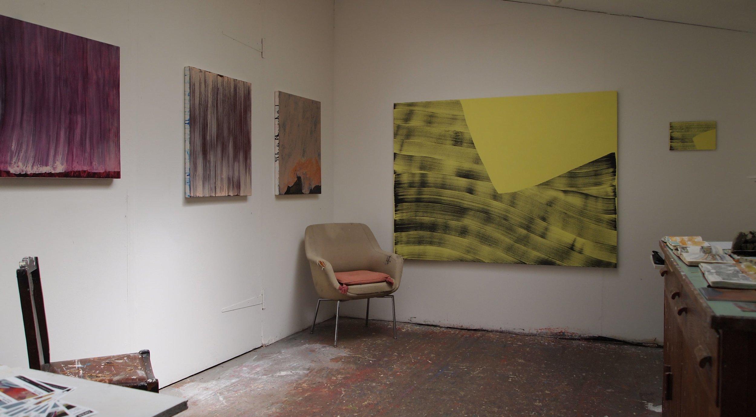 Studio view 2015