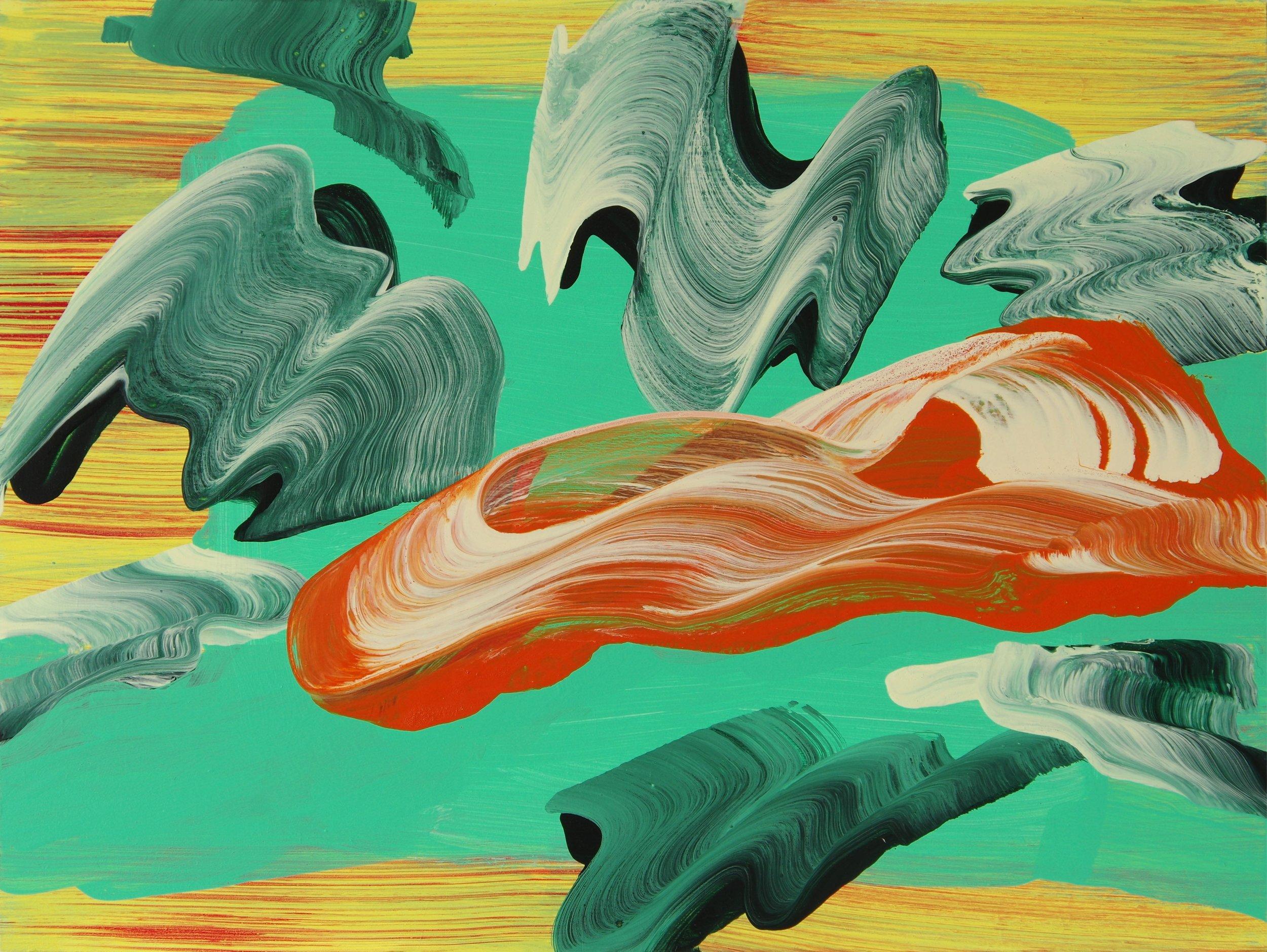Flat-out - MARK SOWDEN, Artist  Oct 2, 2016