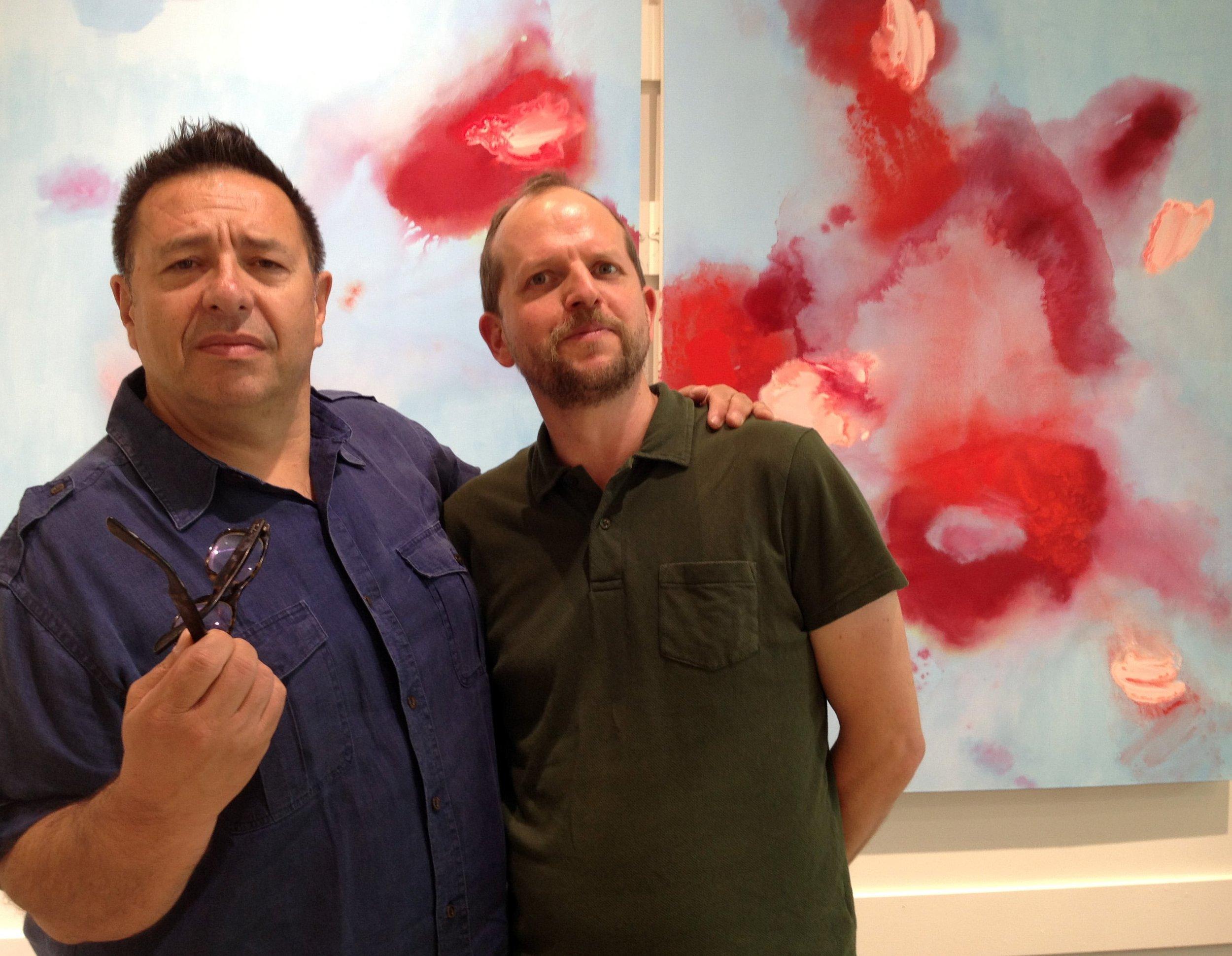 Rhythm - Balance -Flow - ANNE ALDRIDGE, Director T5 Gallery Terminal 5, London Heathrow   Sep 8, 2013