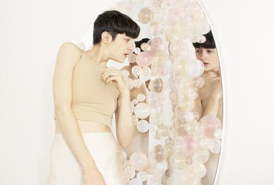 Mirror, silicon (2015)
