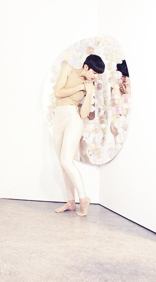 Model:  Floriane Missilin