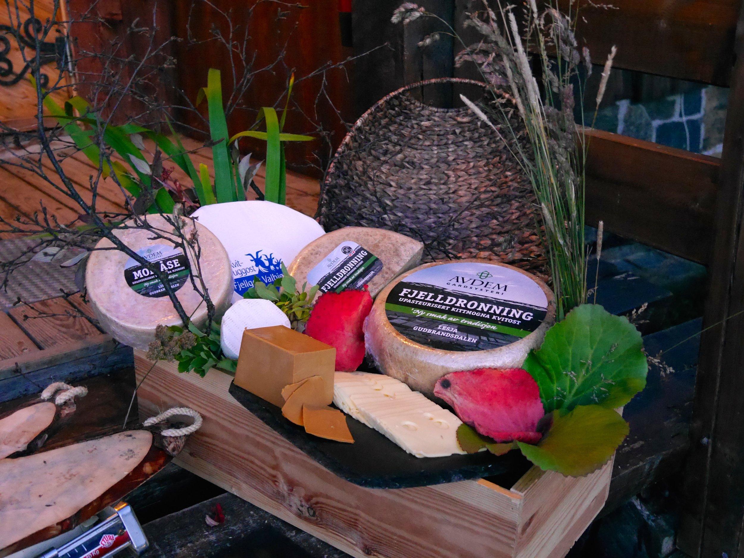 Rondane cheese - 10.JPG