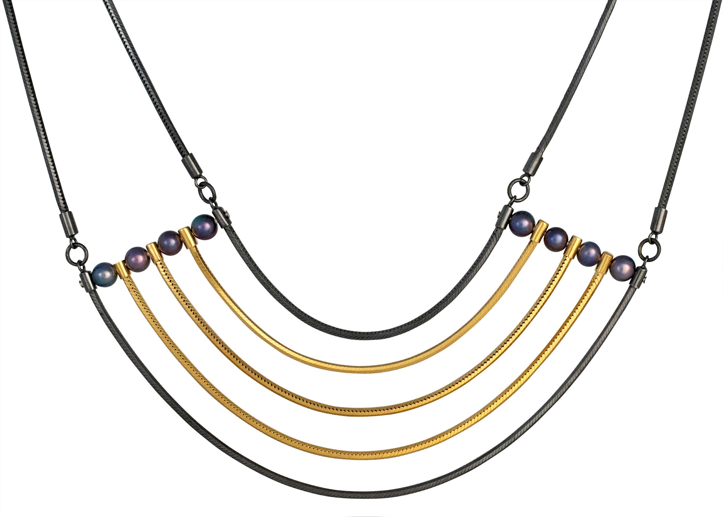 Orbit Necklace, by CARA TONKIN