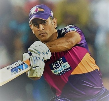 MS Dhoni - a man who believes that he holds a jinx over any team he plays