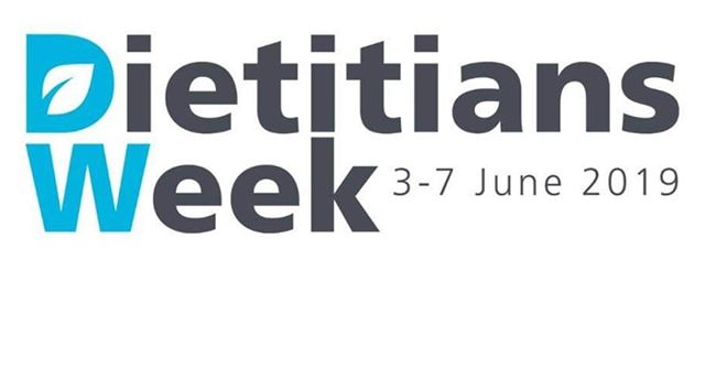 This week is dietitians week!