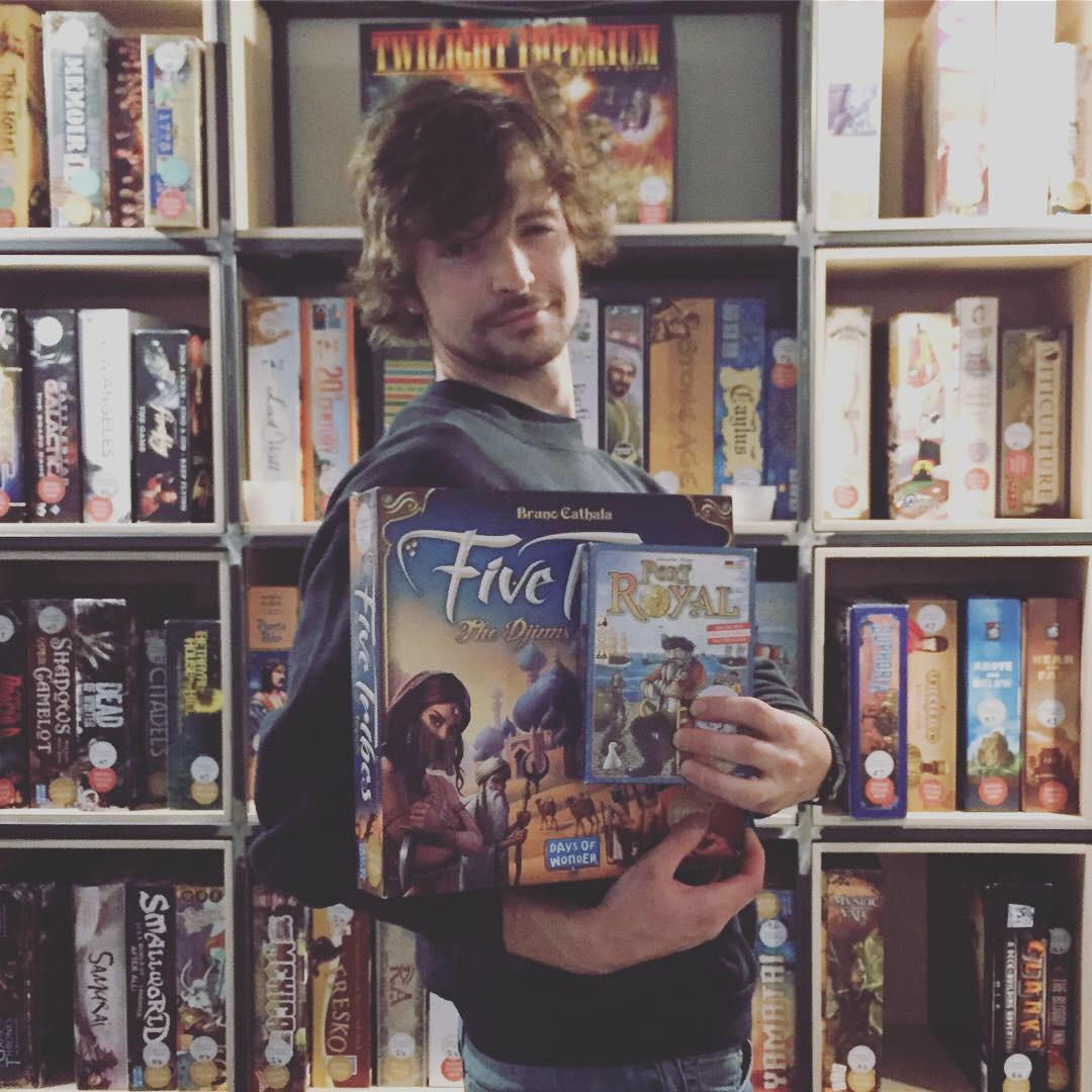 Matt REALLY wants you to play Port Royal
