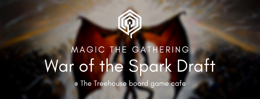 War of the Spark Draft Banner.png