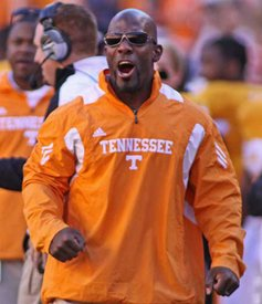 University of Tennessee Strength Coach
