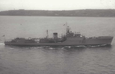 HMS Duncan (© Imperial War Museum FL10968)