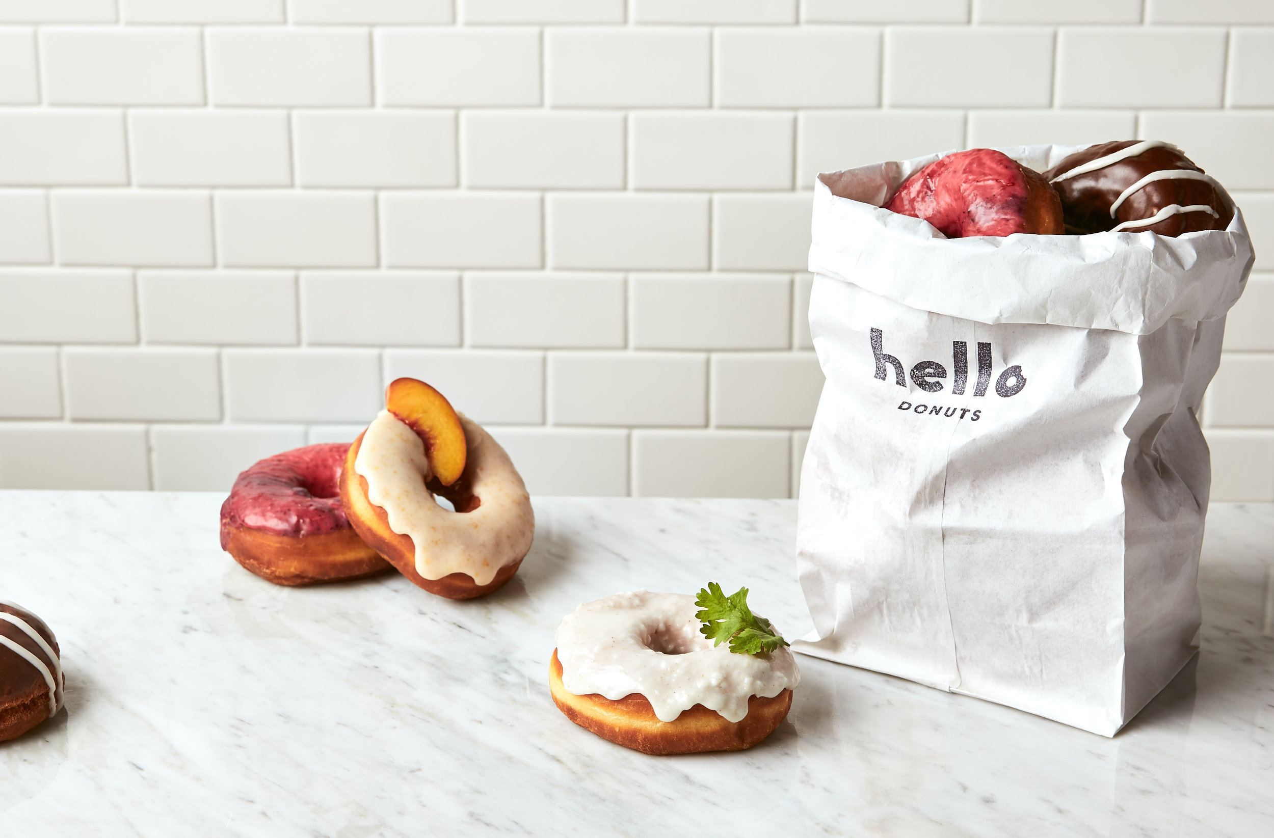 Hello - Hello Donuts + Coffee is now proudly serving house-made donuts and ReAnimator Coffee to Kensington at 2557 Amber St.Mon-Fri: 7a-6pSat-Sun: 8a-5pSay Hello!