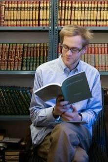 Gerald Ens, theologian & philosopher