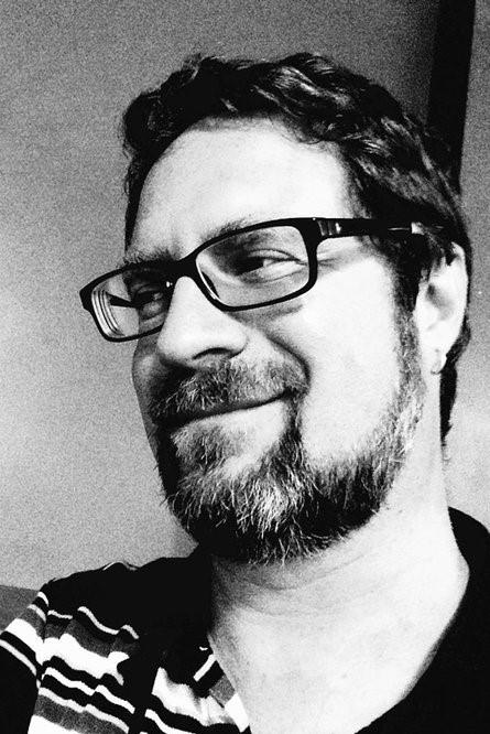 Vincent Lauzon, writer, translator, composer