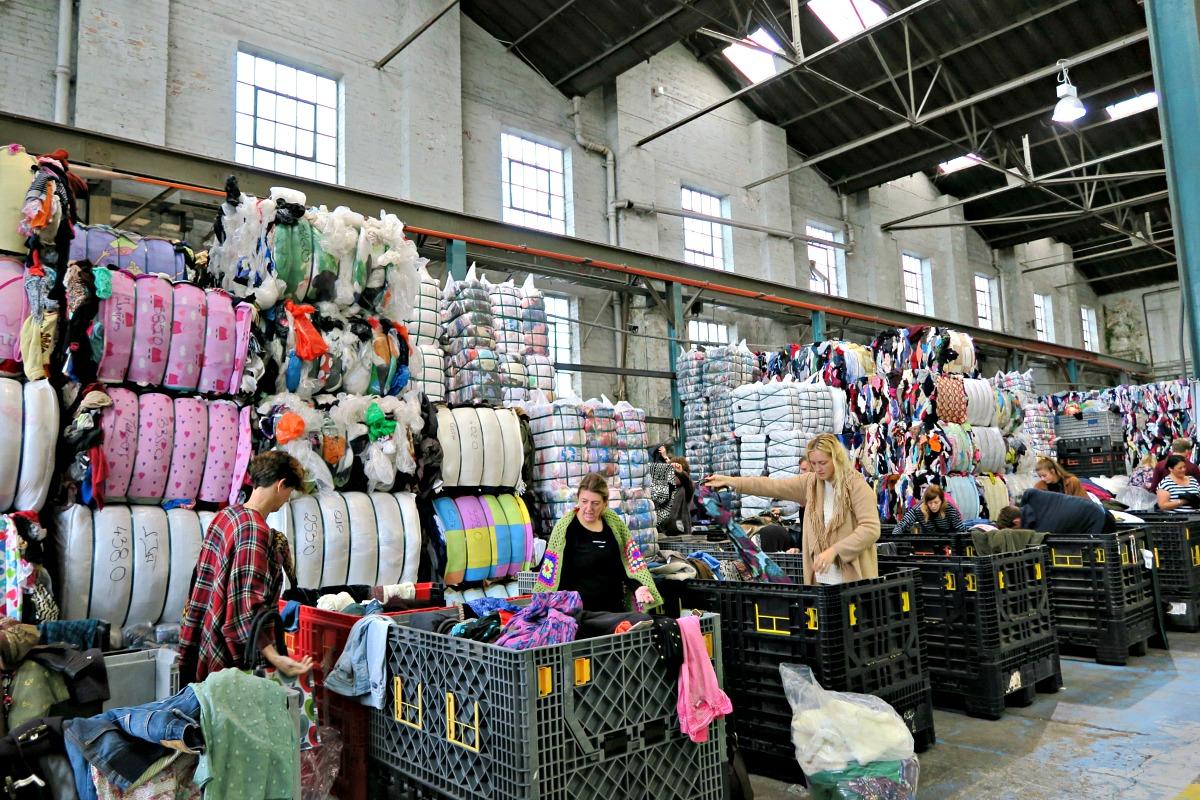 BTR hosts a monthly kilo sale