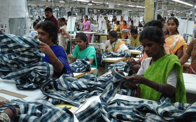 Labour Behind the Label campaign for garment workers rights across the world