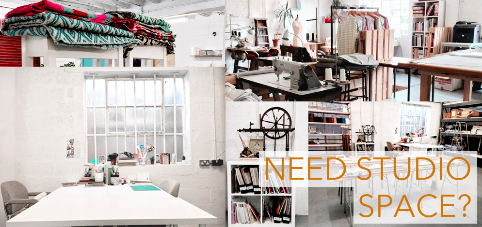 BTQ has studio space available for renting,  click here  to find out more...