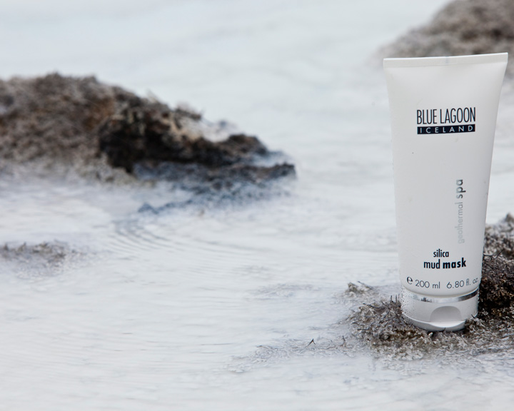 Everyone was going crazy for this stuff in the Lagoon - not just any old mud apparently...