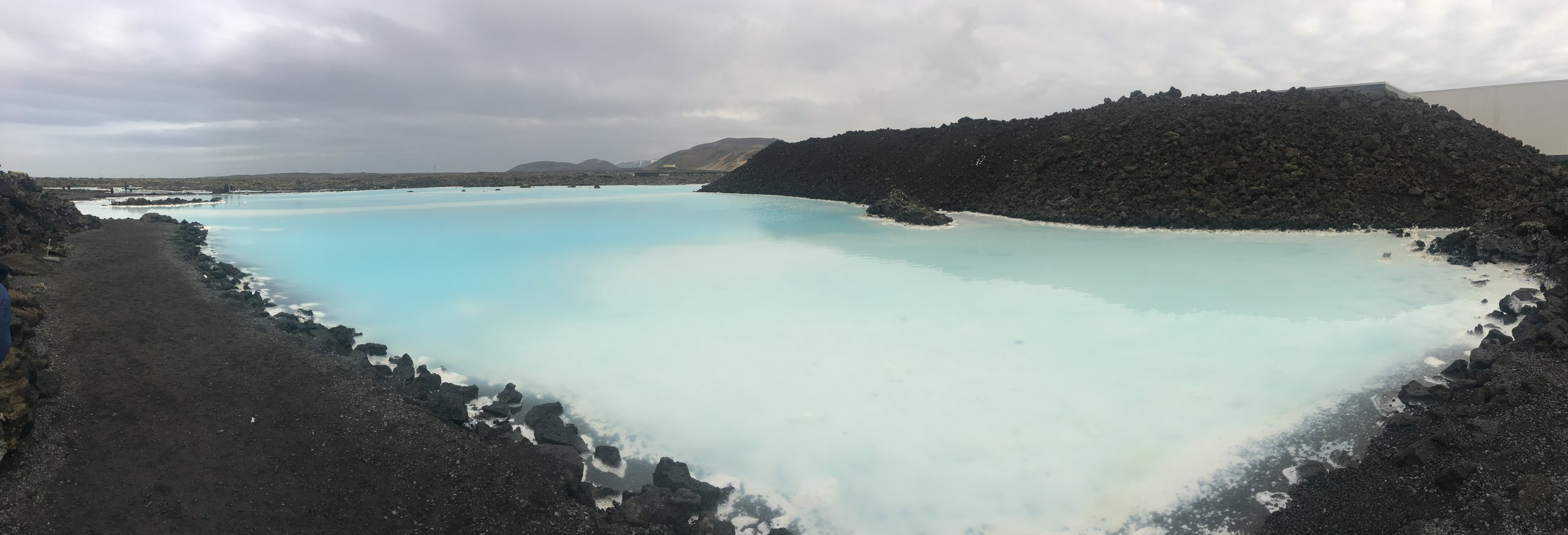 Blue Lagoon was well worth the trip - a must see!