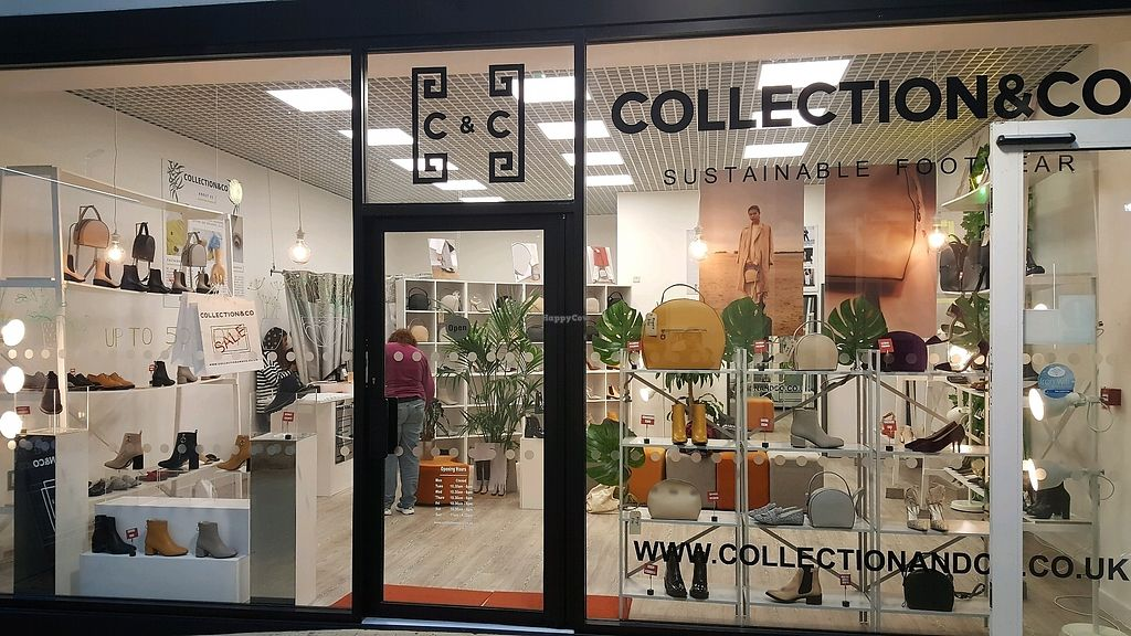 My all-time favourite shop for vegan fashion and accessories!