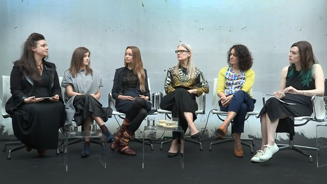Panel talks are perfect for soaking up all the fashion knowledge and even asking a question or two!