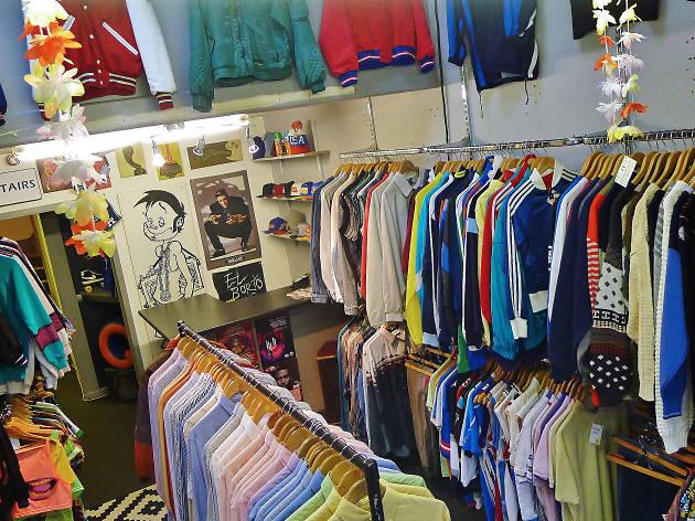 Bristol has some of the best vintage stores around!