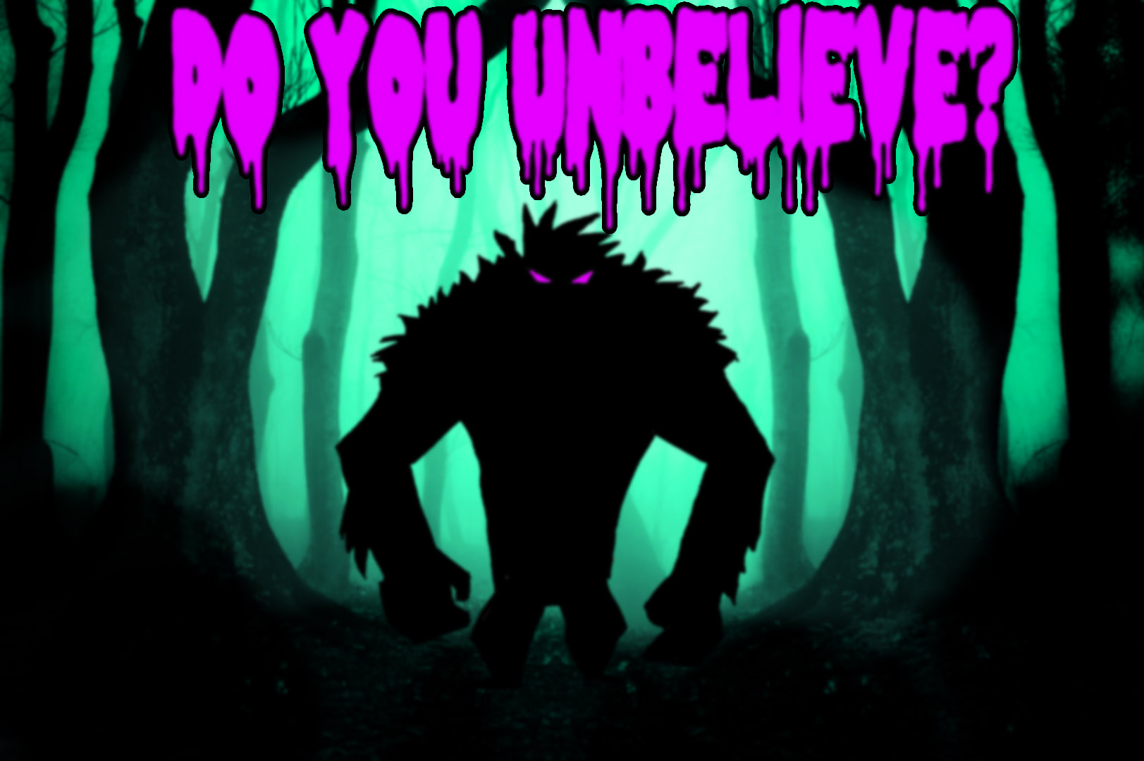"""Do You Unbelieve?"" for the Unbelievable Podcast"